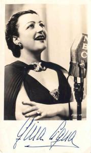Gina Cigna (1900-2001): eine große Norma der Zwischenkriegszeit.