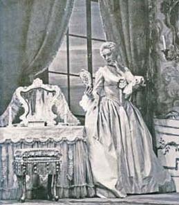 """Sena Jurinacs Aufnahmen sind Teil des Westminster-Pakets, hier in Glyndebourne 1955 als """"Figaro""""-Contessa, die es in der Gesamtaufnahme bei EMI 1960 gab/GOF"""