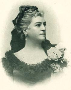 Lilli Lehmann (1848-1929), eine deutsche Norma der Sonderklasse.