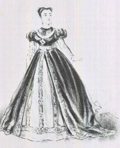 Marie sasse, die erste Elisabeth
