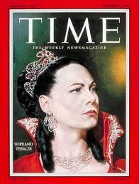 Als Celebrity auf dem Cover von TIME-Magazin.