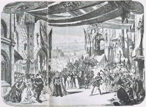 Don Carlos Szene Paris 1867