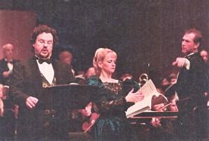 Im Konzert: Vincent Bertrand, Amaryllis Gregoire und Dirigent Geert Soenen/401dutchoperas.nl