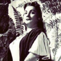 Maria Vitale war die erste Elena bei Previtali/Melodram/HeiB