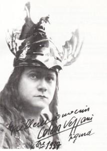 César Vezzani als Sigurd/HeiB