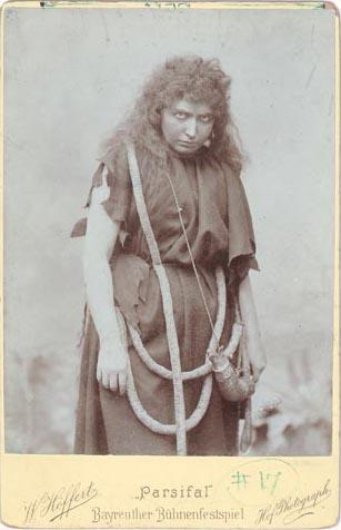Ternina als Kundry an der Met/Wiki