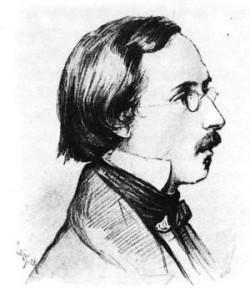 Der Kollege und Komponist Peter Cornelius/Wiki