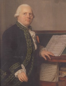 Francois Gossec von Véstier/Blibliot. Opéra Garnier/Ricercar