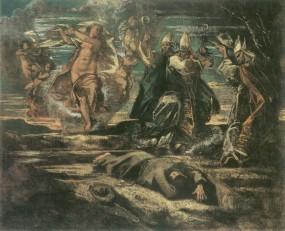 Feuerbachs Darstellung des Tannhäuser/OBA