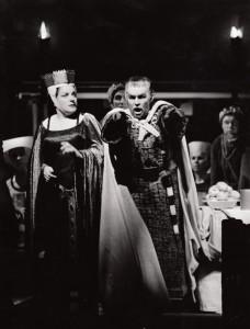 as Lady Macbeth mit William Dooley/Buhs/DOB