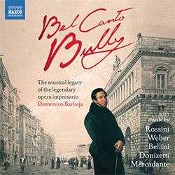 Eine interessante CD bei Naxos vereint Auftragsmusik des Intendanten Barbaja (8.578237)