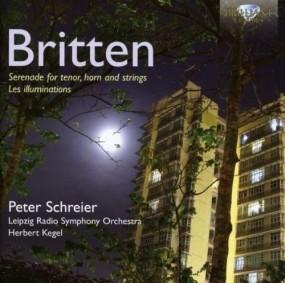 Britten Serenade für Tenor