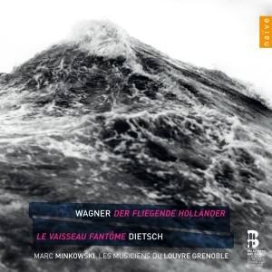 Das Holländer-Projekt von Minkowski auf CD bei Naive Classique.