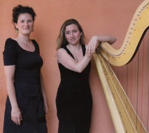 Maria Chiara Pizzoli und Marianne Gubri/Tactus