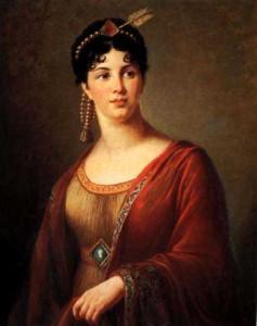 Noch einmal eine berühmte Kollegin: Giulia Grisi/OBA