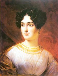 Die Siegerin: Olympie Plessier, die Rossini mit Syphilis ansteckte.../OBA