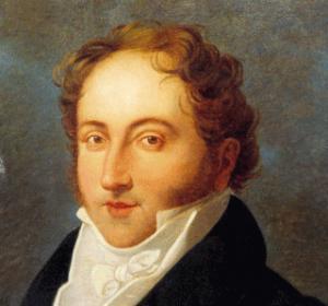 Und noch einmal Rossini als fescher Mann/OBA