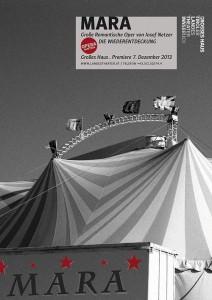 Plakat zur Innsbrucker Erstaufführung im Dezember 2013