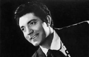 Ottavio Garaventa als junger Sänger zu Beginn seiner Karriere/Foto Netz