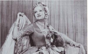 Sayao als Manon an der Met/CBS