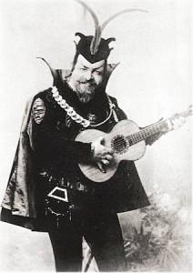 Edouard de Reszke als Méphistophèles/OBA