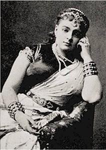 Joséphine de Reszke (1855 - 1891)/OBA