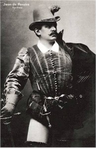 Jean de Reszke als Roméo/OBA
