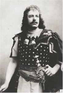 Was für ein schöner Mann: Jean de Reszke als Tristan/OBA