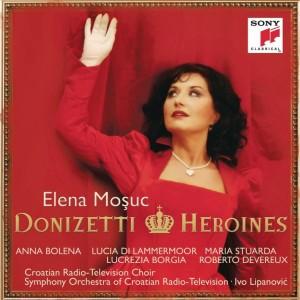Elena Moşuc: Donizetti Heroines/c.Foto Susanne Schwiertz/Sony