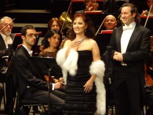 Elena Moşuc: Norma  in concert © Théâtre des Champs-Élysées - 2013