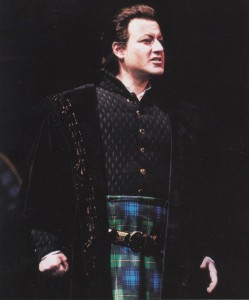 """Ginevra"" - Antonio Siragusa war Polinesso in Triest 2001/Opera Rara/Parenzan"
