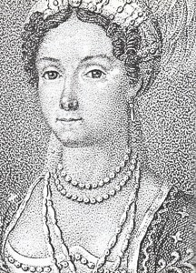 """Ginevra"" - Francesca Festa-Maffei war Ginevra 1808 in Bologna und war die erste Fiorilla in Rossinis ""Turco in Italia"" /Opera Rara"