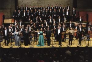 """Mayrs """"Ginevra"""" im Konzert in Ingolstadt/Weinretter/BR/Oehms"""