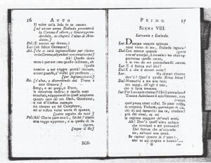"""""""Ginevra"""" - Libretto Triest 1801/ISMG"""