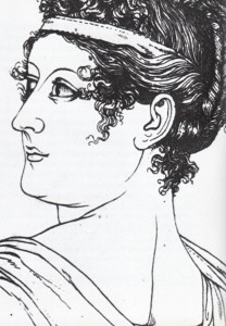 """Ginevra"" - Adelaide Malanotte sang Ariodante 1808 in Bologna und war Rossinis erster Tancredi in Venedig 1813/Opera Rara"