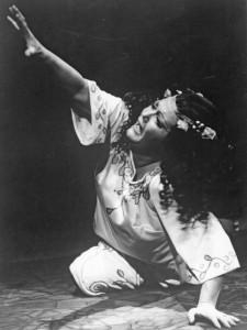 Salome: Paraderolle im berühmten Kostüm