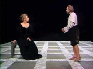 "Glyndeborune: Janet Baker und Benjamin Luxon in Monteverdis ""Ritorno di Ulisse""/GF"