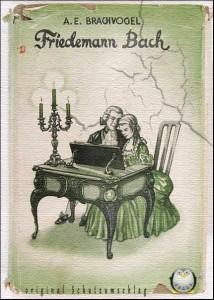 "Graeners berühmteste Oper, ""Friedemann Bach"" nach dem Roman von Brachvogel"