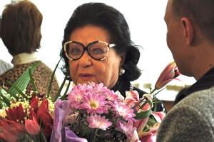 Virginia Zeani: Rumänien 2011