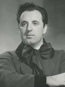 Der junge Carlo Bergonzi als Rodolfo/OBA