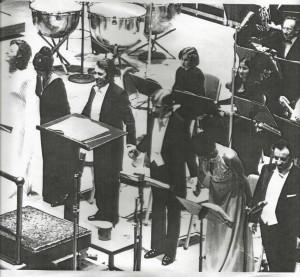 """Bergonzi und Scotto beim Carnegie-Hall-Konzert von Puccinis """"Edgar"""" unter Eve Queler/Foto OONY"""