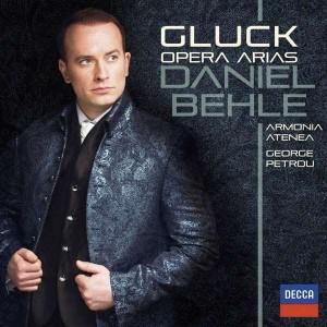 Daniel Behle: Gluck Arias/Decca 4786758