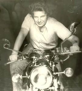 Ugo Benelli: begeisterter Motorradfahrer/Benelli