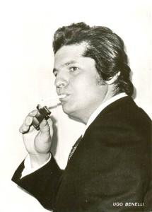 Ugo Benelli: Zigarettenpause/Benelli