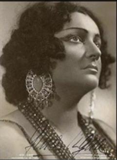 """""""Aida"""": Gina Cigna in der Titelrolle/OBA"""