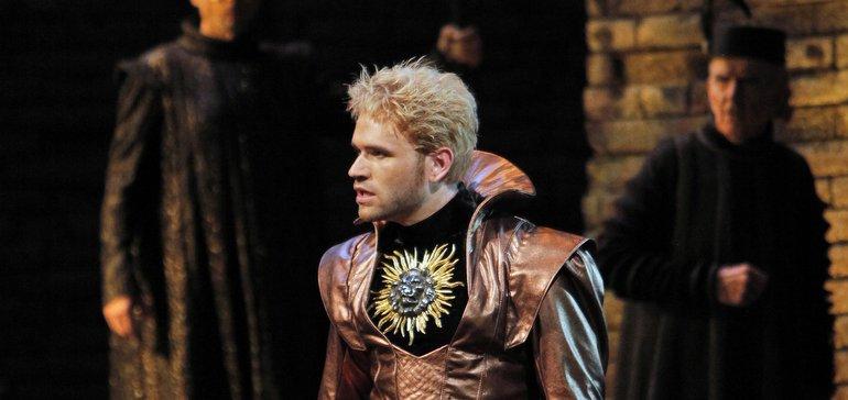 """Michael Fabiano: als Gennaro in """"Lucrezia Borgia"""" in San Francisco/Cory Weaver/San Francisco Opera"""