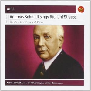 1-CD-Box Andreas Schmidt Strauss