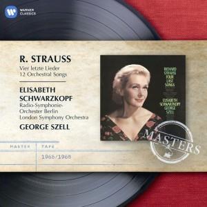 1-CD - Schwarzkopf Lieder Strauss