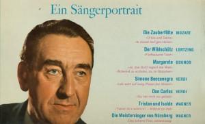 Ein Sängerportrait: Das Foto oben entstammt der Schallplatte von Eurodisc, die noch antiquarisch zu finden ist