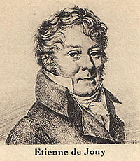 """Les Bayadéres"": der Librettist Etienne de Jouy/OBA"